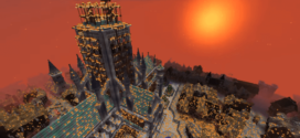 Minecraft gets second Great Fire of London map