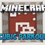 Cubic-Parkour-Map-for-Minecraft-Logo