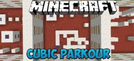 Cubic Parkour Map for Minecraft [1.11/1.10.2] – Parkour Maps