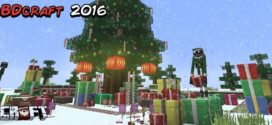 Sphax XmasBDcraft Resource Pack [1.11/1.9/1.8/1.7.10]