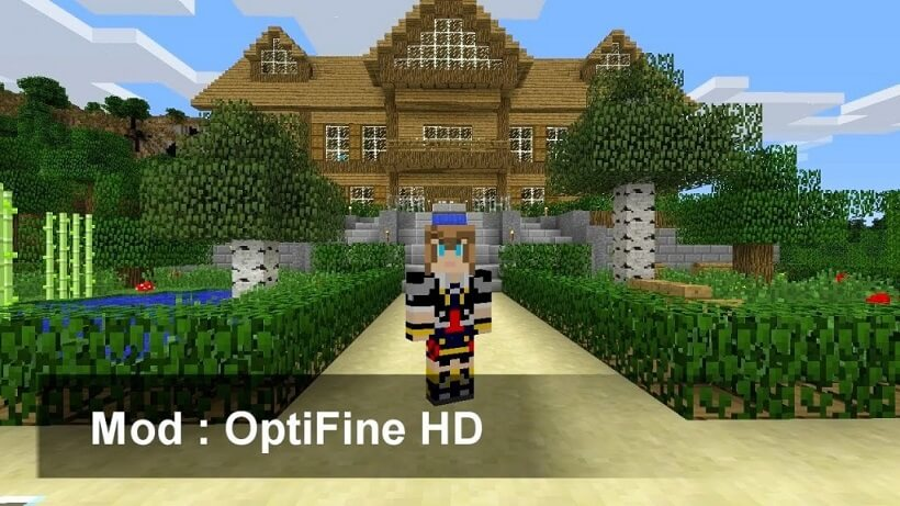 Optifine Minecraft