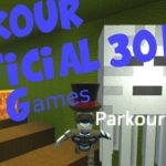 30-Levels-Parkour-Map-Minecraft