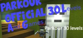 30 Levels Parkour Map [1.11.2/1.11] – Parkour Maps