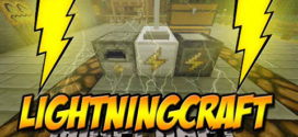LightningCraft Mod for Minecraft [1.11.2/1.10.2/1.9.4]
