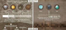 [Infographic minecraft] Diamonds – Mining vs Minecraft