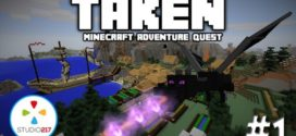 Taken – Adventure Map for Minecraft 1.11.2