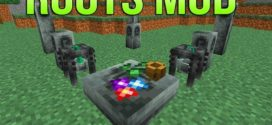 Roots Mod for Minecraft [1.11.2/1.10.2/1.9.4]