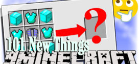 101 New Things Mod [1.11.2/1.10.2]