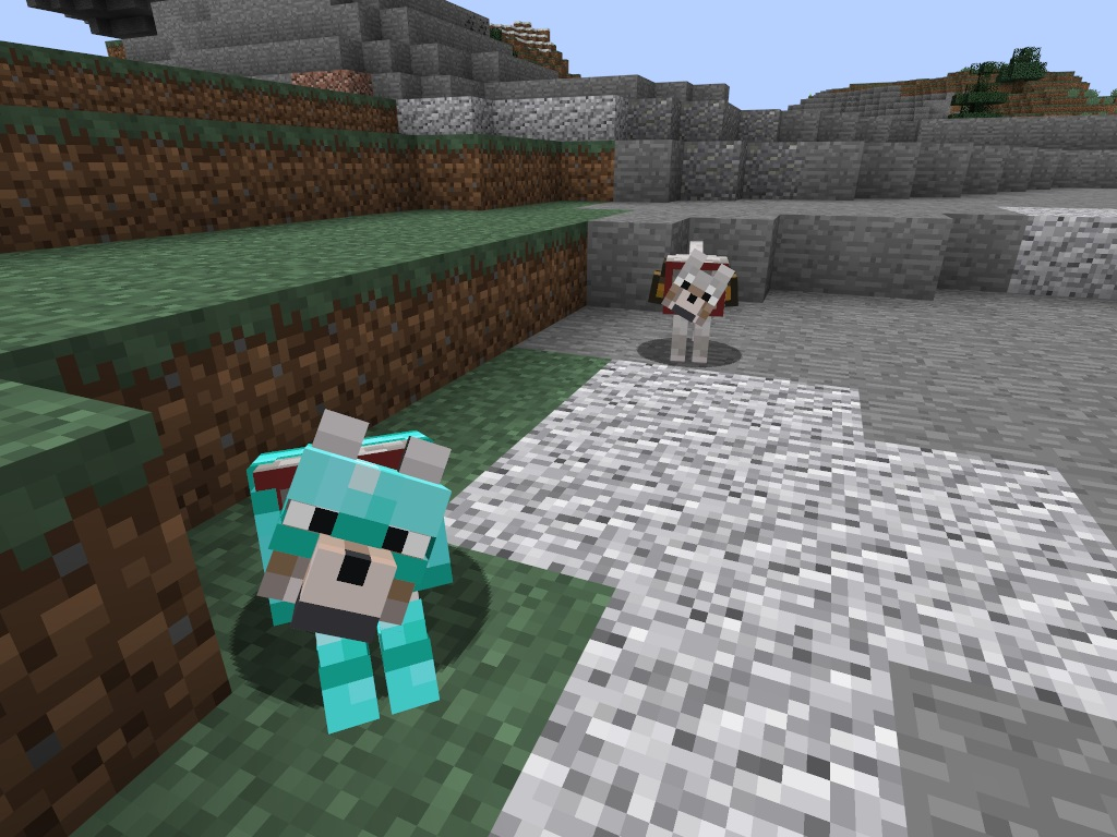 how to put a horse in a boat in minecraft