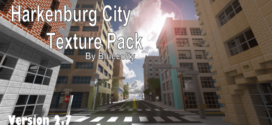 Harkenburg City Resource Pack for Minecraft [1.11.2/1.10.2]