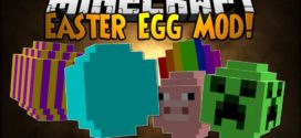 EasterEgg Mod 1.11.2/1.8/1.7.10 (56 different eggs)