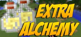 Extra Alchemy Mod [1.11.2/1.10.2/1.9.4] – More useful potions