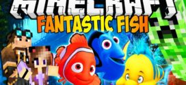 Fantastic Fish Mod 1.7.10 (New fishing mod) for Minecraft