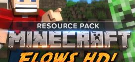 Flows HD Resource Pack [1.11.2/1.10.2/1.8.9/1.7.10]