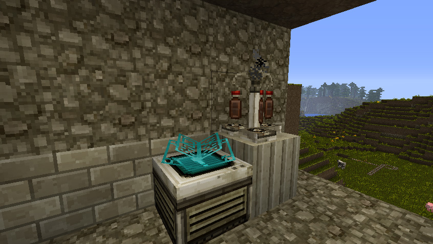 The End Is Extremely Night Texture Pack for Minecraft 1.5.2/1.4.7