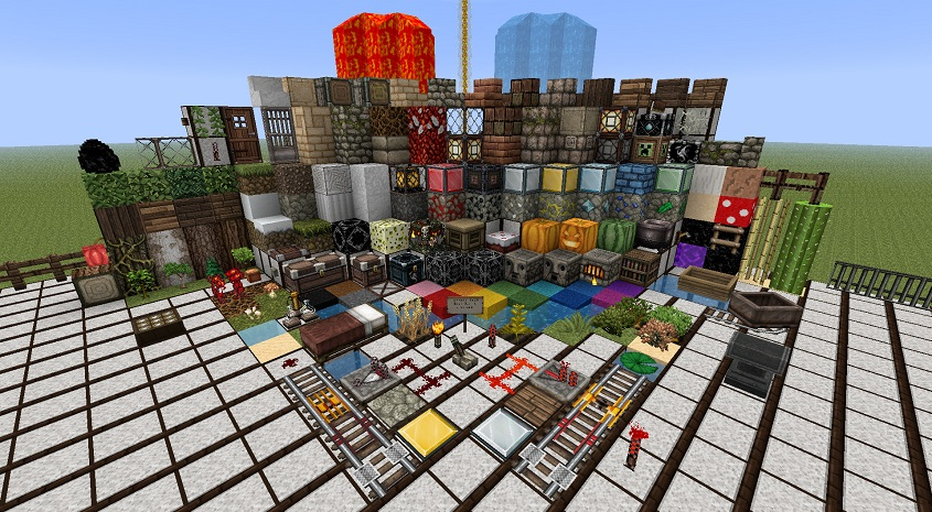 Johnsmith Legacy Resource Pack 1 10 2 1 9 4 1 8 9 1 7 10 Azminecraft Info