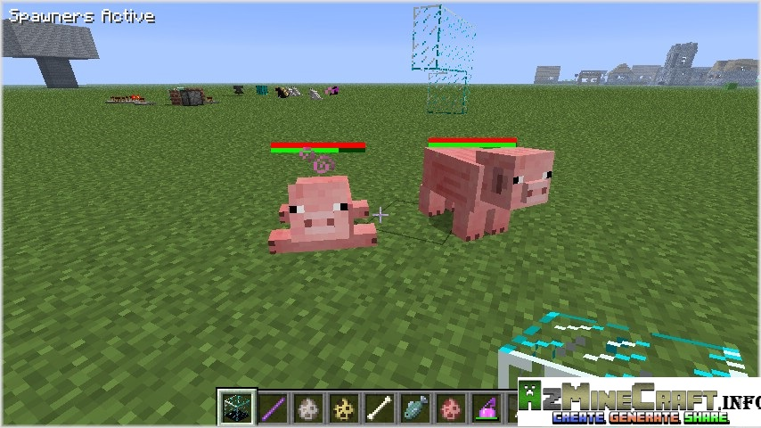 Minecraft Hot To Make A Cat Bed