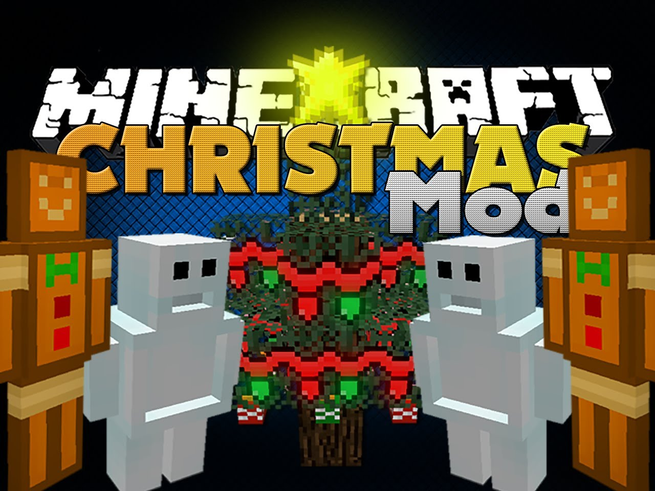 Christmas Update Minecraft 2020 Mod | Qtngee.happynew2020year.site